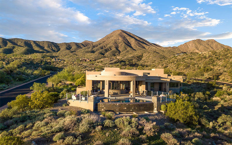 Home in Eagles Nest Fountain Hills Arizona